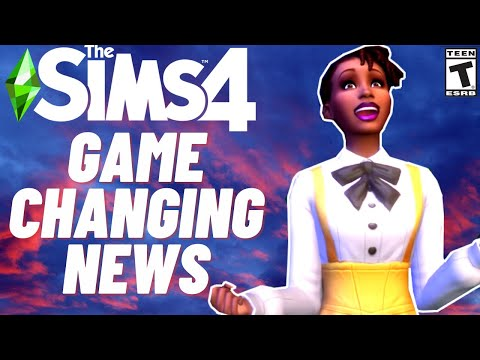 THIS COULD SAVE SIMS  SIMS 4 NEWS 2021