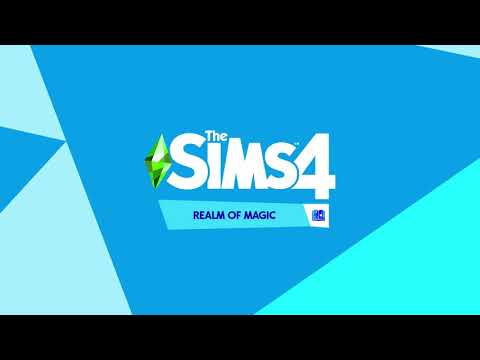 The Sims 4 Build & Buy Mode 28 (Soundtrack) (Realm of Magic)