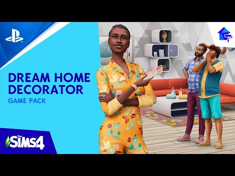 The Sims 4 Dream Home Decorator - Official Reveal Trailer | PS4
