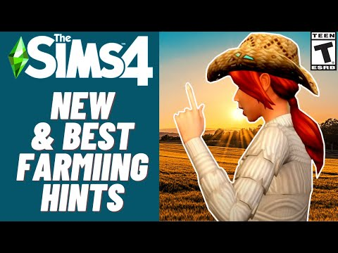 NEW & BEST FARMING EXPANSION PACK HINTS -SIMS 4 SPECULATION & NEWS 2021