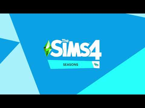 The Sims 4 Map Mode 21 (Soundtrack) (Seasons)