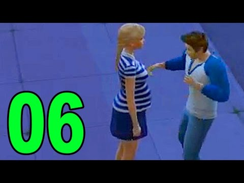 The Sims 4 - Part 6 - SHE'S PREGNANT?! (Let's Play / Walkthrough / Gameplay)