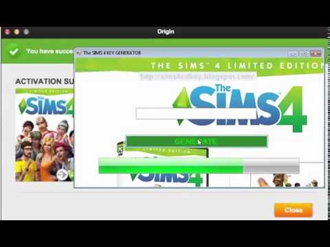 the sims 4 activation code for origin free
