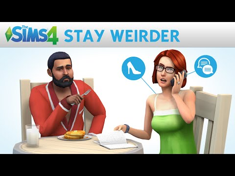 The Sims 4: Stay Weirder - Weirder Stories Official Trailer