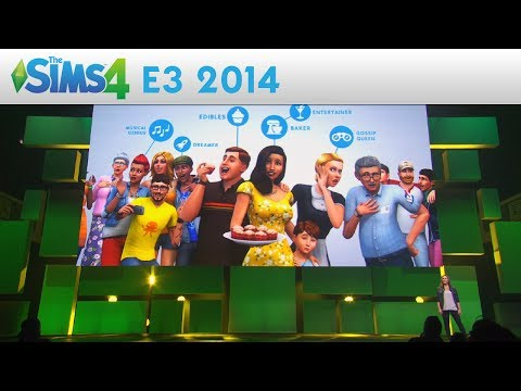 The Sims 4: E3 2014 Gameplay Presentation