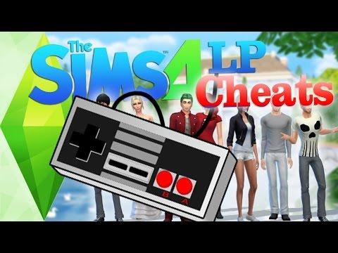 The Sims 4 Lp #8 : Testing Cheats .