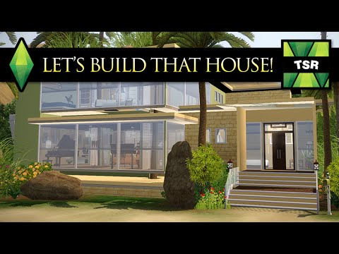 TSR Let's Build THAT House #5 - Shimmering Sands