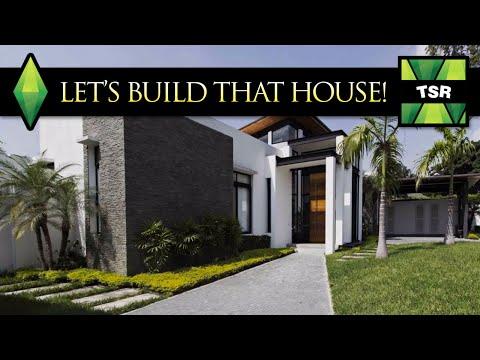 TSR Let's Build THAT House! #3 - Part 4/7