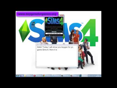 How To Download The SIMS 4 Game + Keys generator