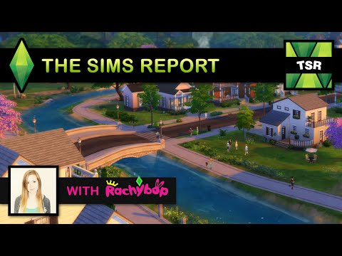 The Sims Report with Rachybop - Episode 3