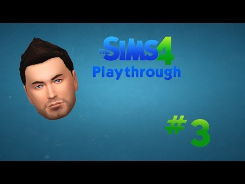 The Sims 4 Gameplay Playthrough  #3 - GOODBYE PENGUIN TV!