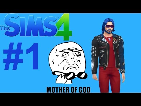 Walking In On My Parents - The Sims 4 Gameplay Part 1