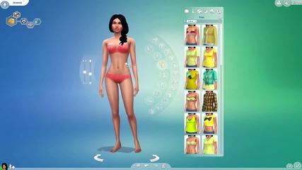 Jasmine Modern Princess-Sims4 Maker - Gameplay - PC-HD