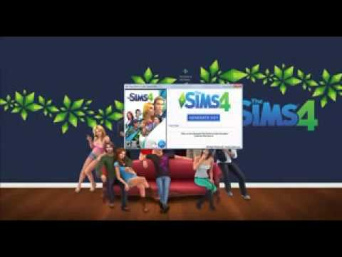 THE SIMS 4 PC Serial Code Cd Key Generator Free Download No Survey HD