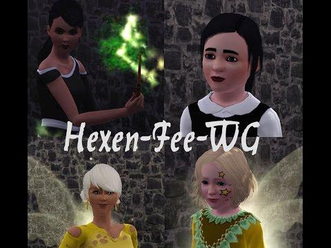 Sims 3 Hexen Fee WG ... Haus Bauen