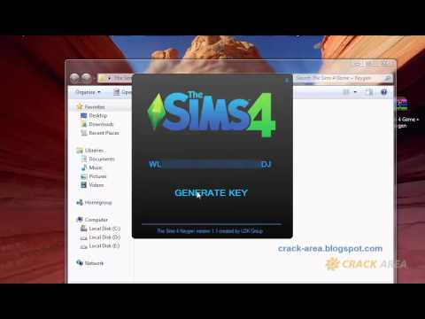 The Sims 4 Download + Keygen [not need to use crack]