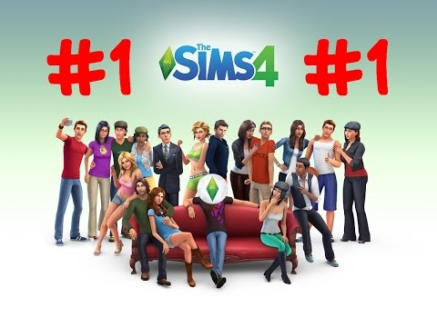 The Sims 4 - Part 1 - The Family!