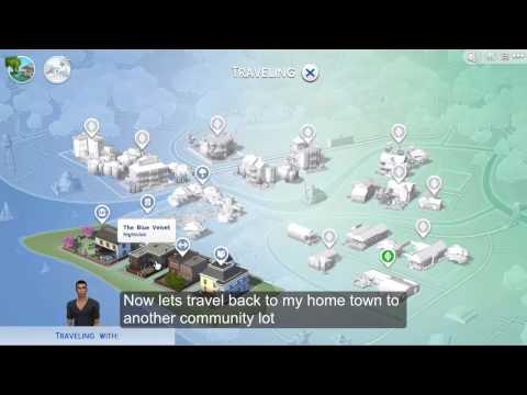 The Sims 4 Travel Crash fixed.