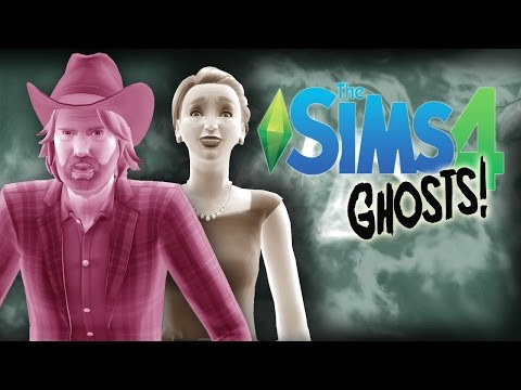 NAKED GHOST?! - Sims 4 October Patch Review