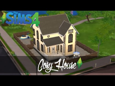 The Sims 4 Speed Build - Cosy Home