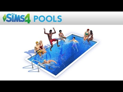 The Sims 4 -- Swimming Pools Official Trailer