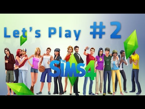 Let's Play The Sims 4 | Episode 2 | Building the Prestige Mansion