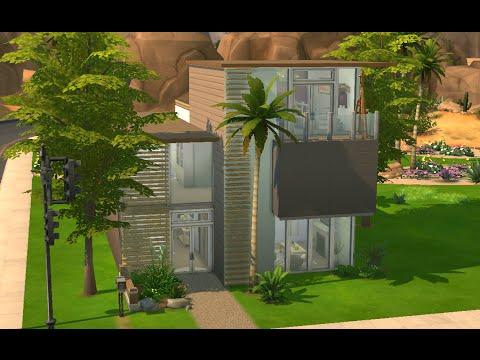 Sims 4 House Build - Sandwood
