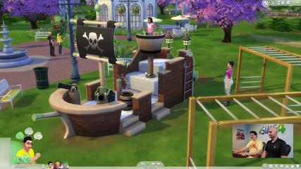 The Sims 4 - Gameplay Walkthrough Trailer