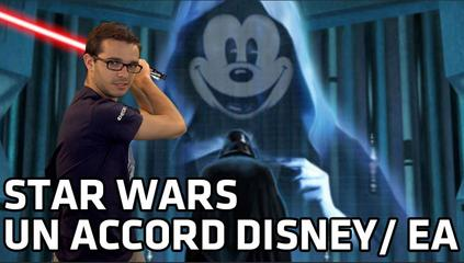 Star Wars: accord Disney/EA. Sims4. Concours !