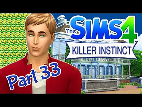 Let's Play The Sims 4: Killer Instinct - Killer Stew!