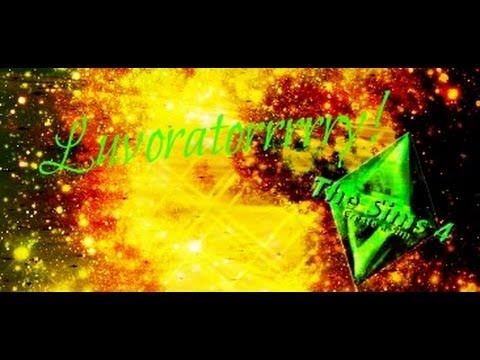 Luvoratorrrrry! TS4-Create a Sim