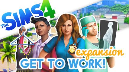 How to Download and Install The Sims 4 Get to Work Expansion Pack