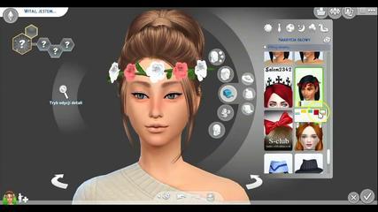 Sims4- Creating a 'Tumblr Girl' Sim