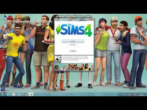 The Sims 4 CDkeys Serial Number September 2014 SIKDROW ...