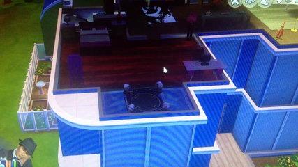 Sims4 fnaf foxy's room